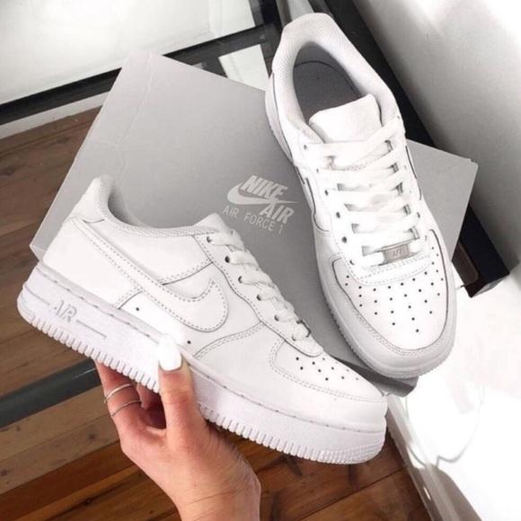 Nike Shoes Nwt Air Force 1 White Poshmark